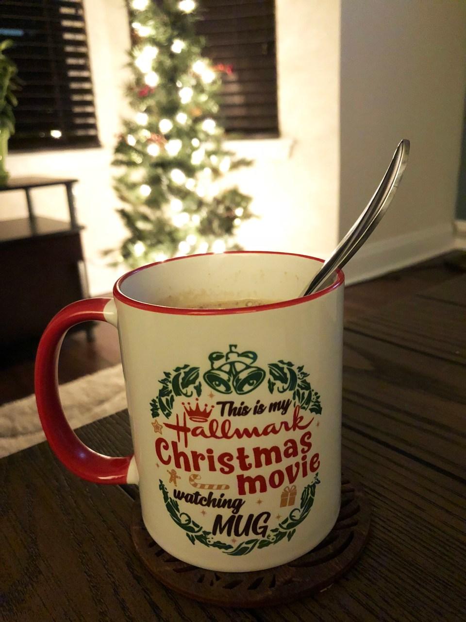 Hallmark Christmas Movie Mug