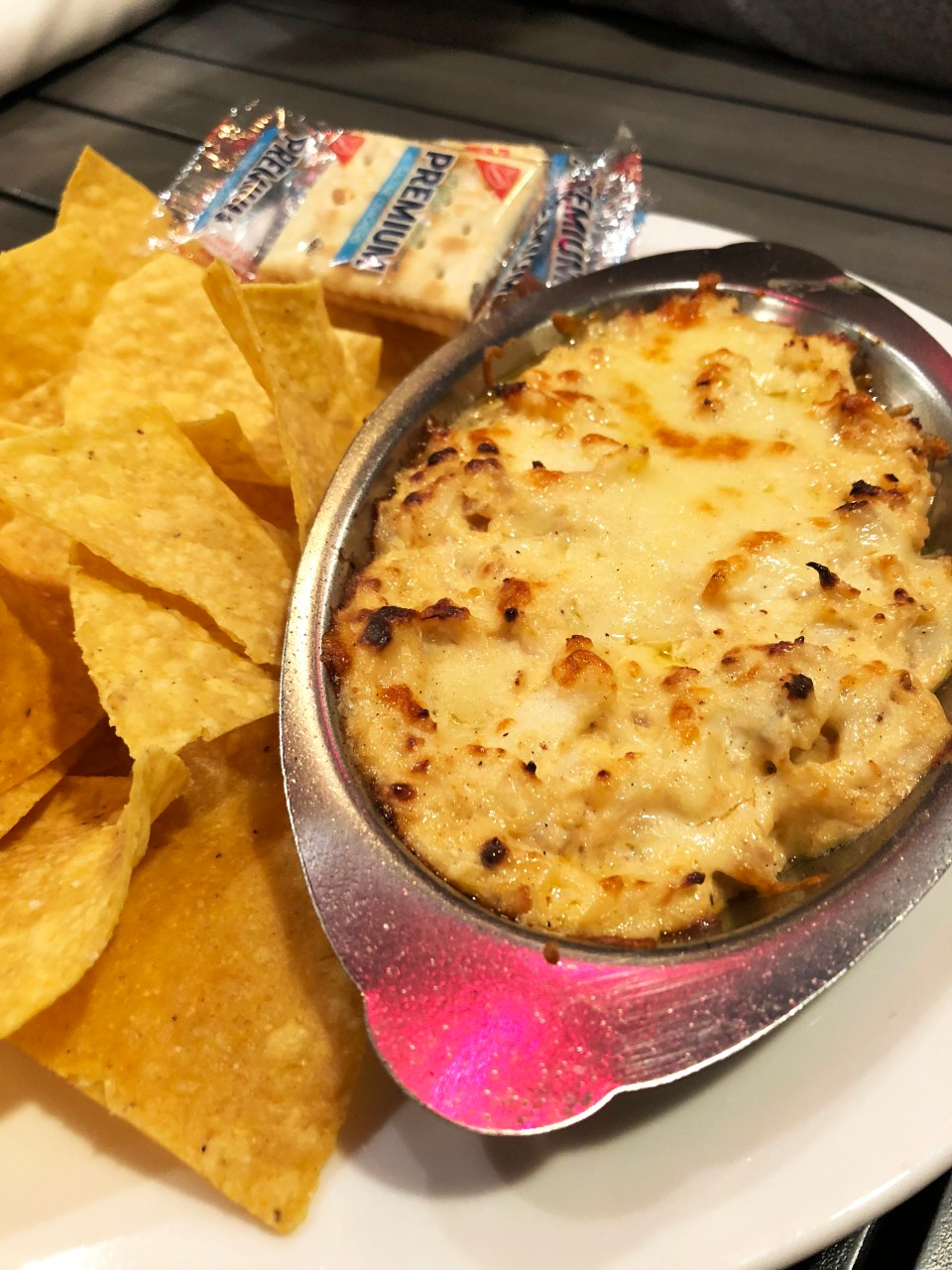 Hank's Oyster Bar - Eastern Shore Crab Dip