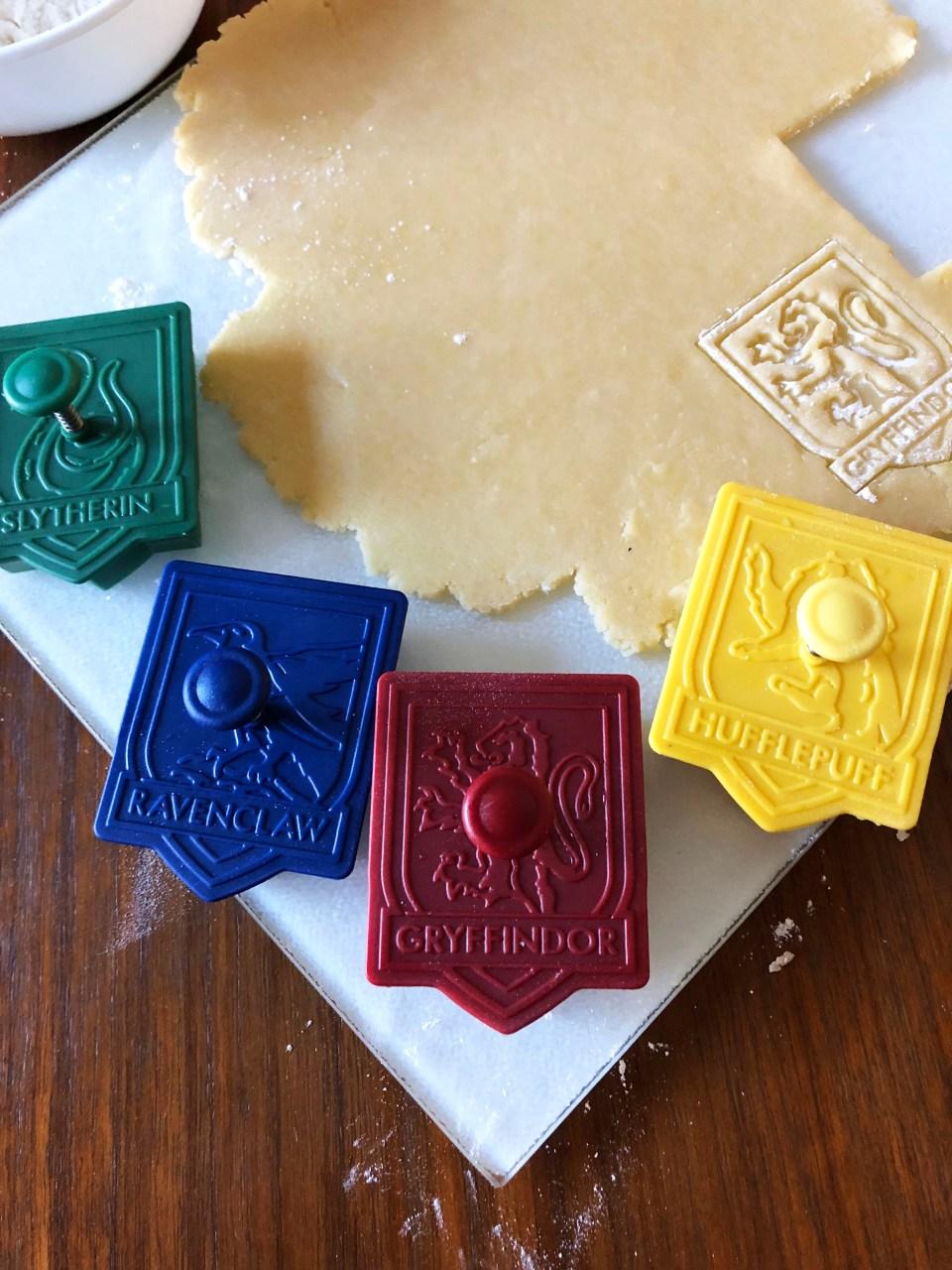 Harry Potter Sugar Cookies 2