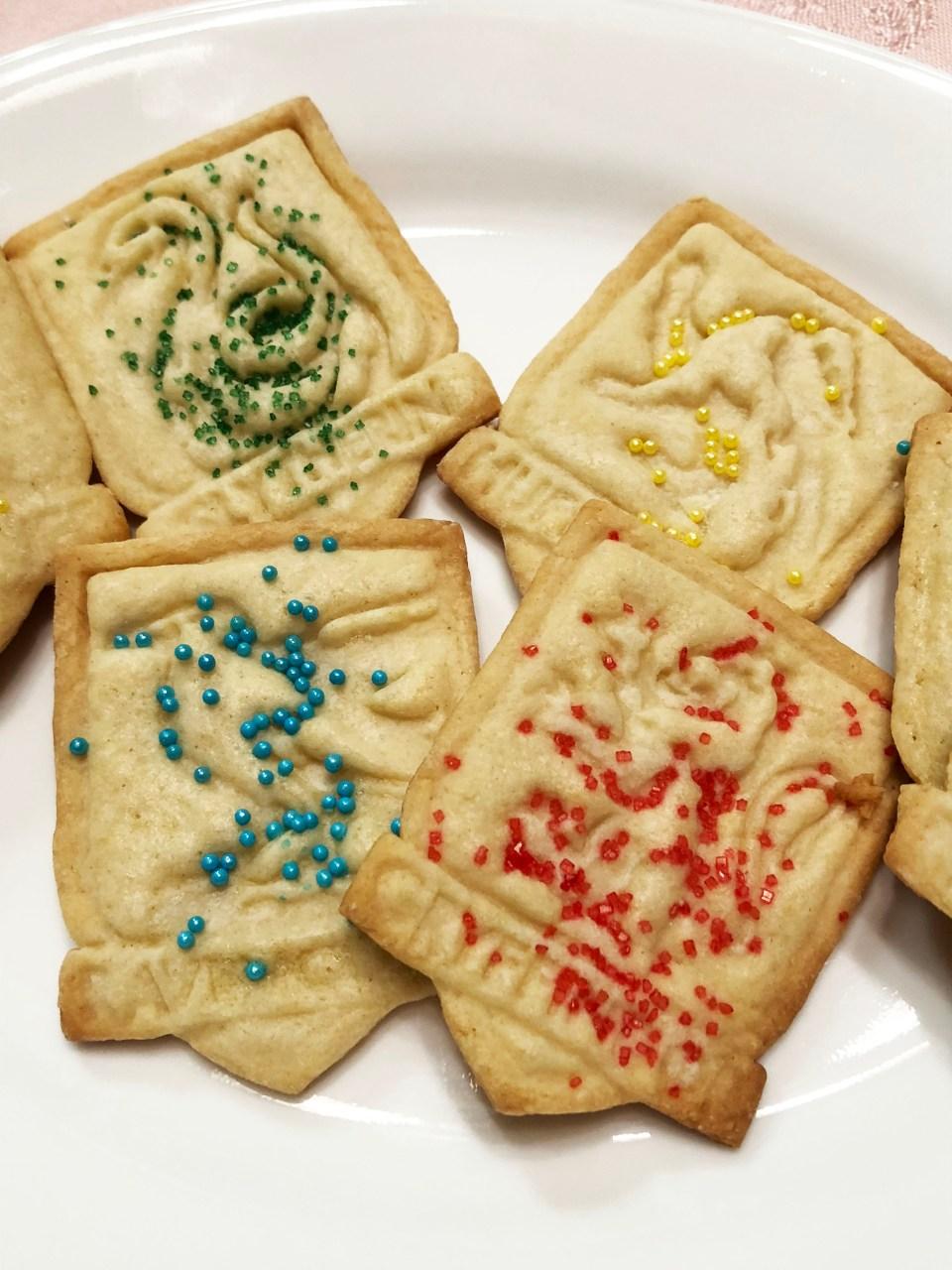 Harry Potter Sugar Cookies 9