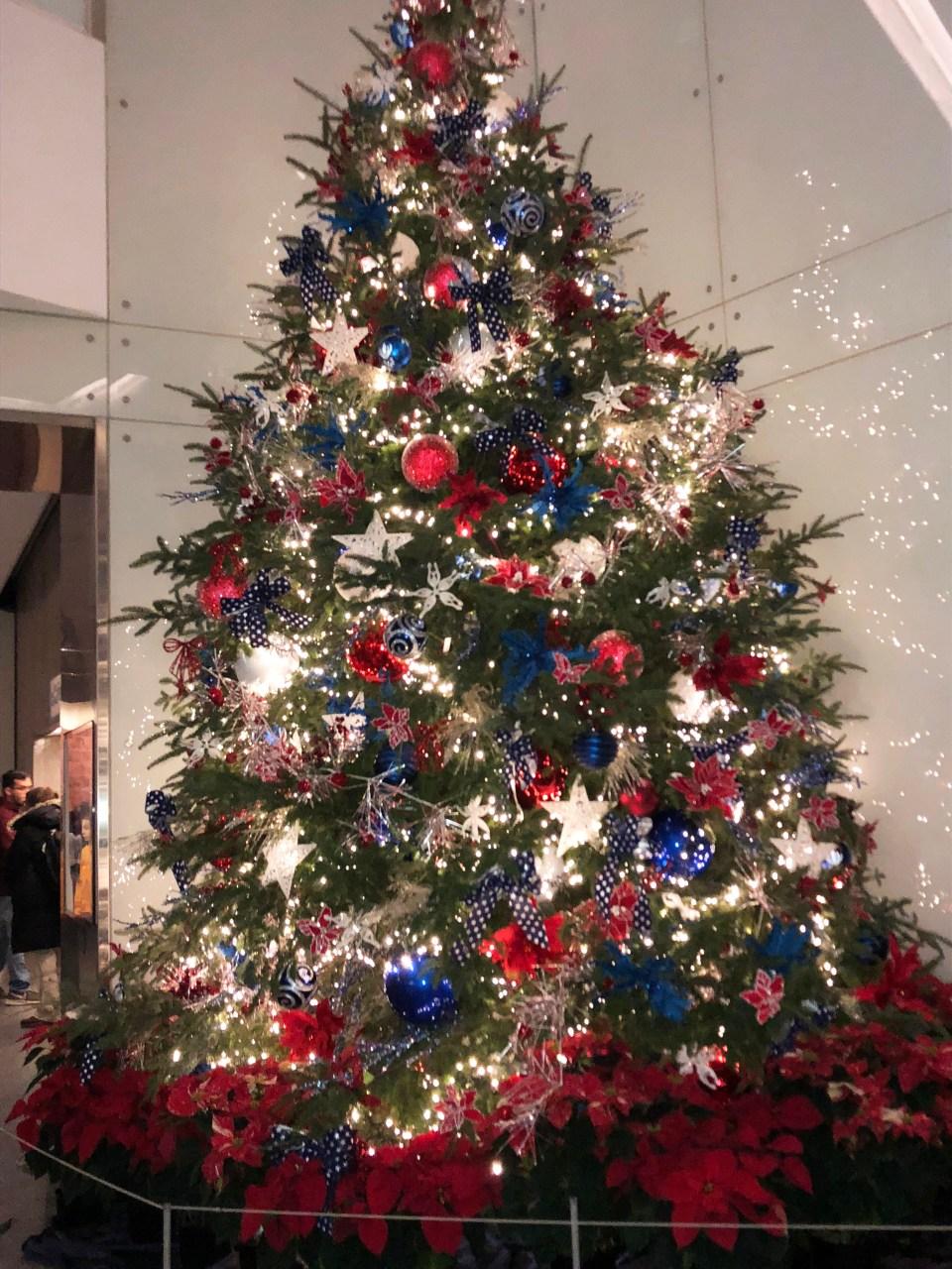 Museum of American History - Christmas Tree
