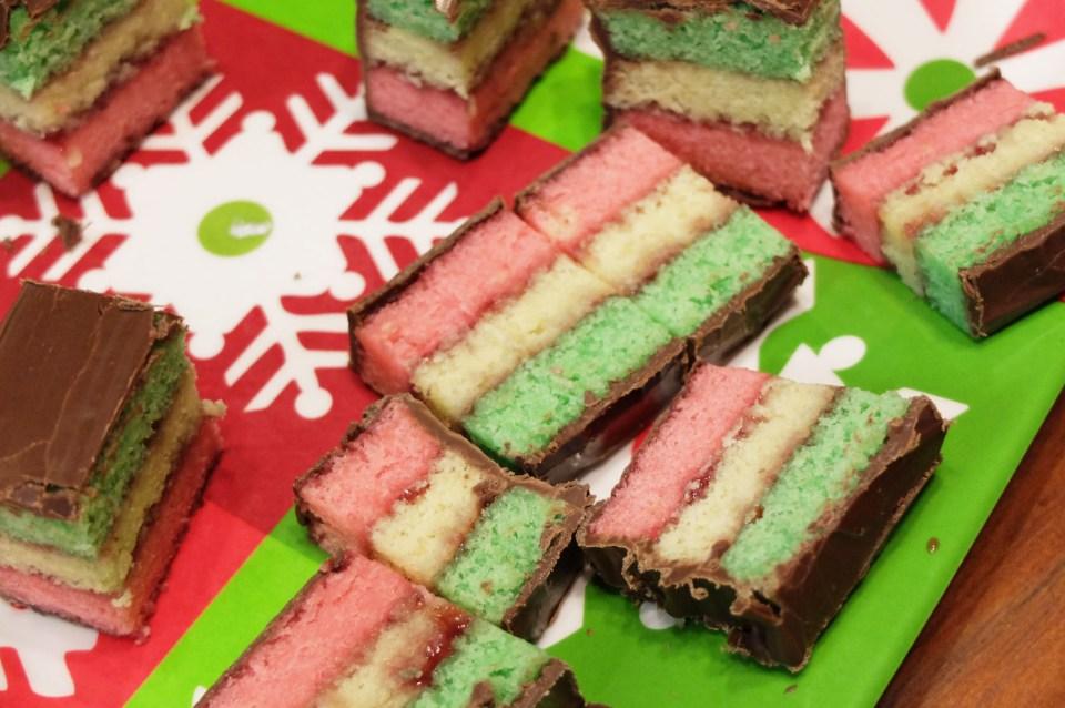 Rainbow Cookie 9