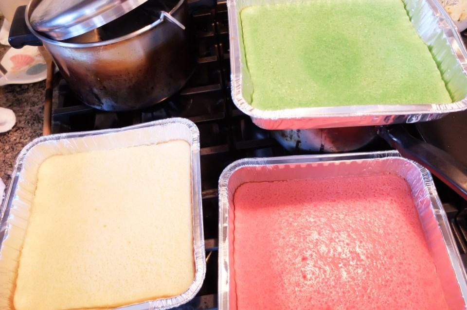 Rainbow Cookie - cakes