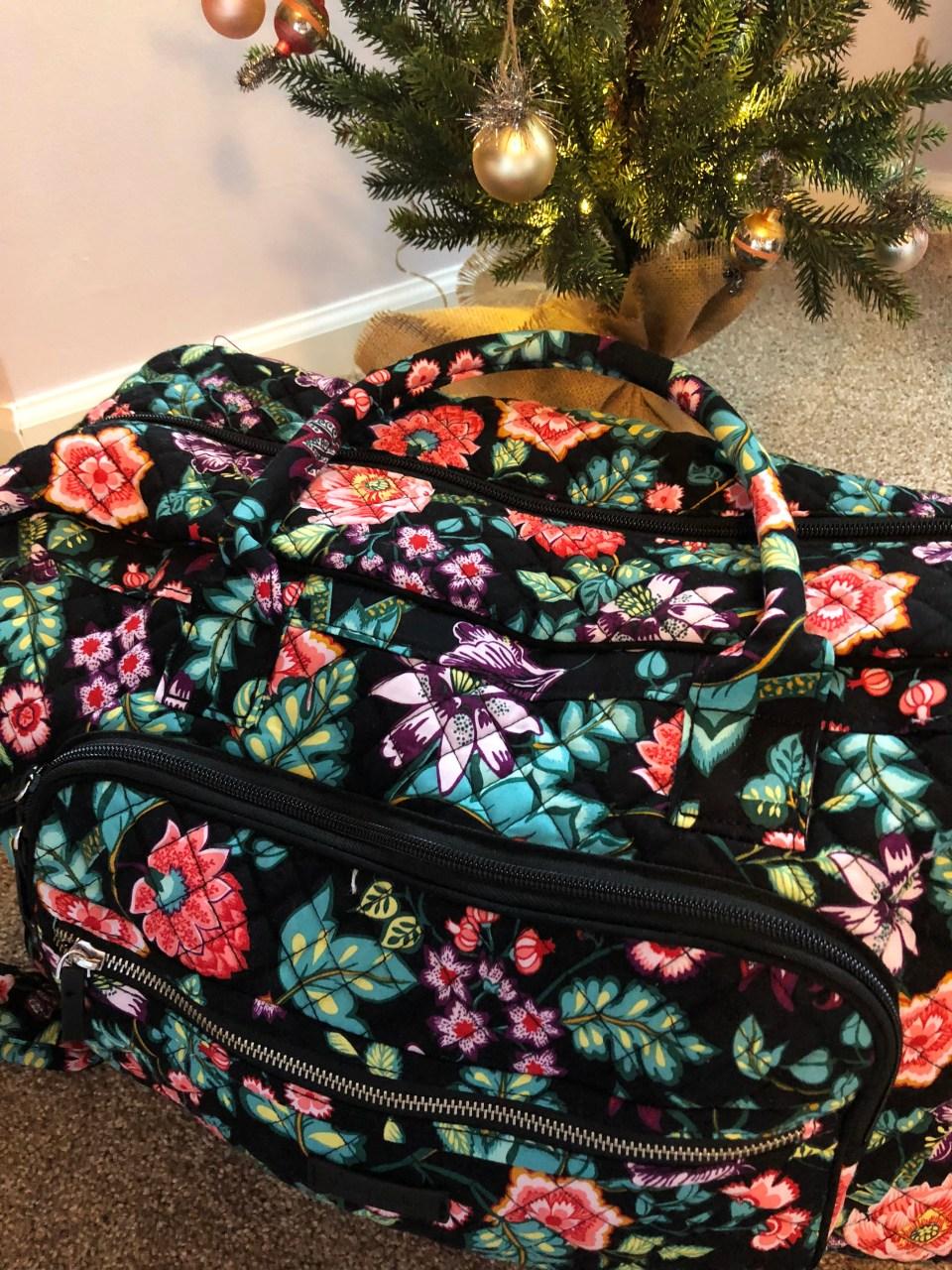 Vera Bradley - Iconic Weekender Travel Bag 4