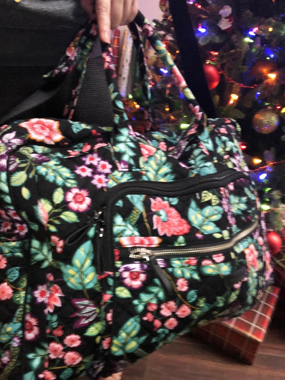 Vera Bradley - Iconic Weekender Travel Bag 7