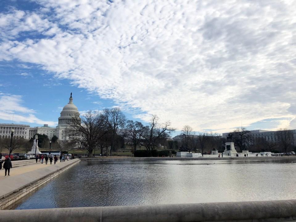 Washington DC - Capitol 1