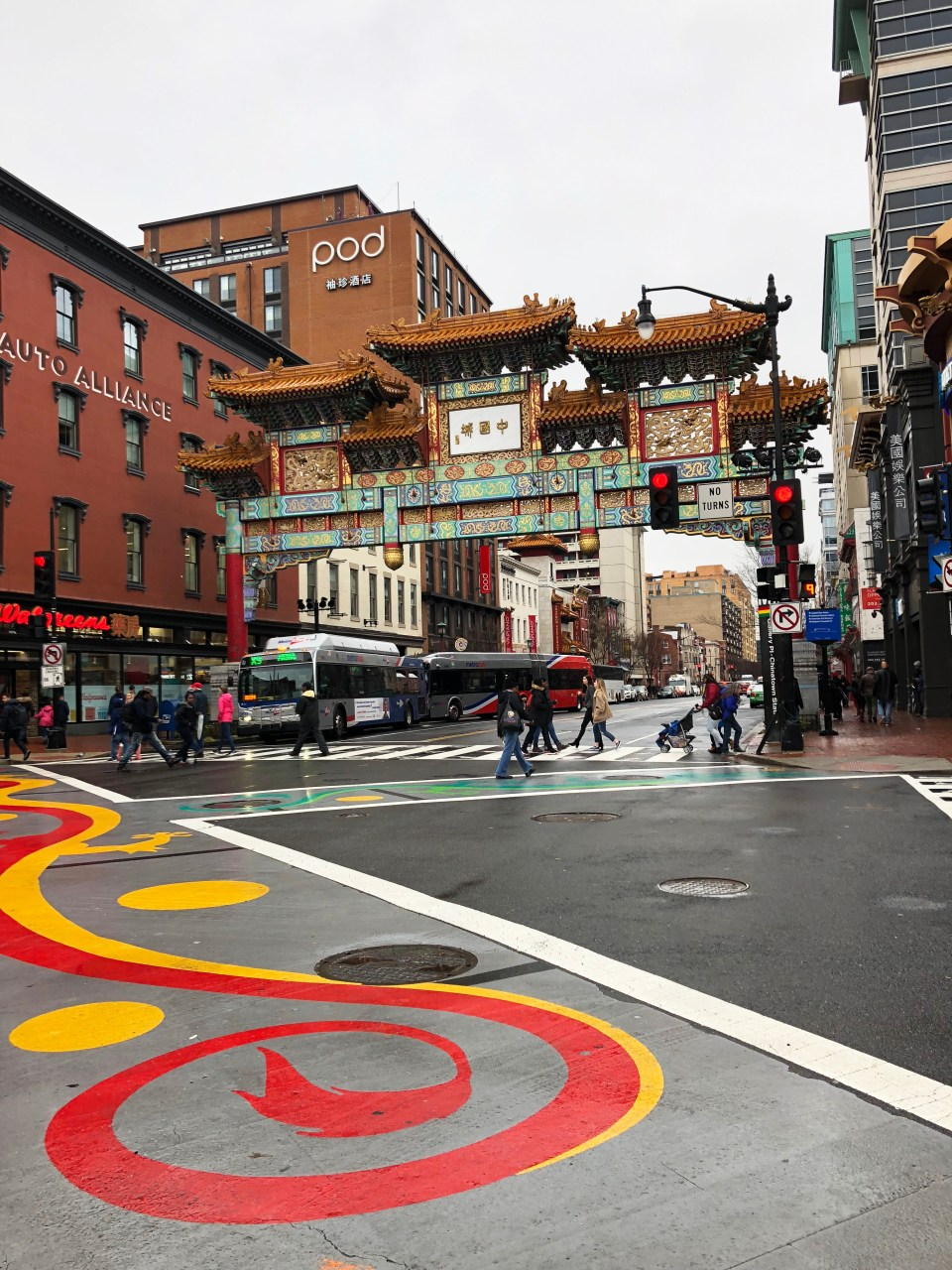 Washington DC - Chinatown