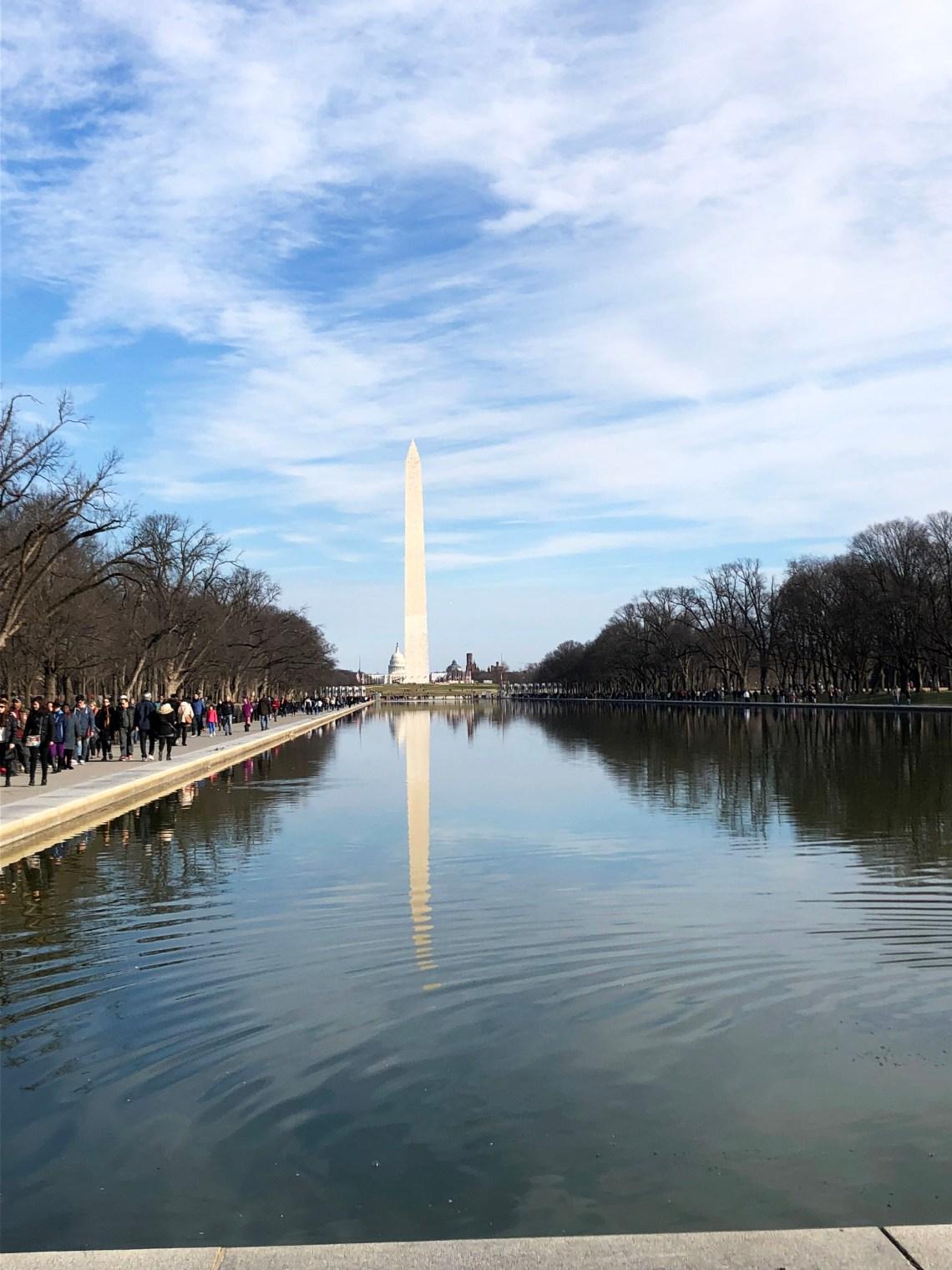 Washington DC - Reflection Pool