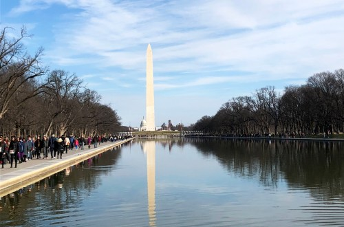 Washington DC - Reflection Pool