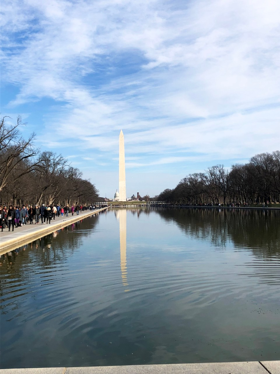 Washington DC - Reflection Pool 2