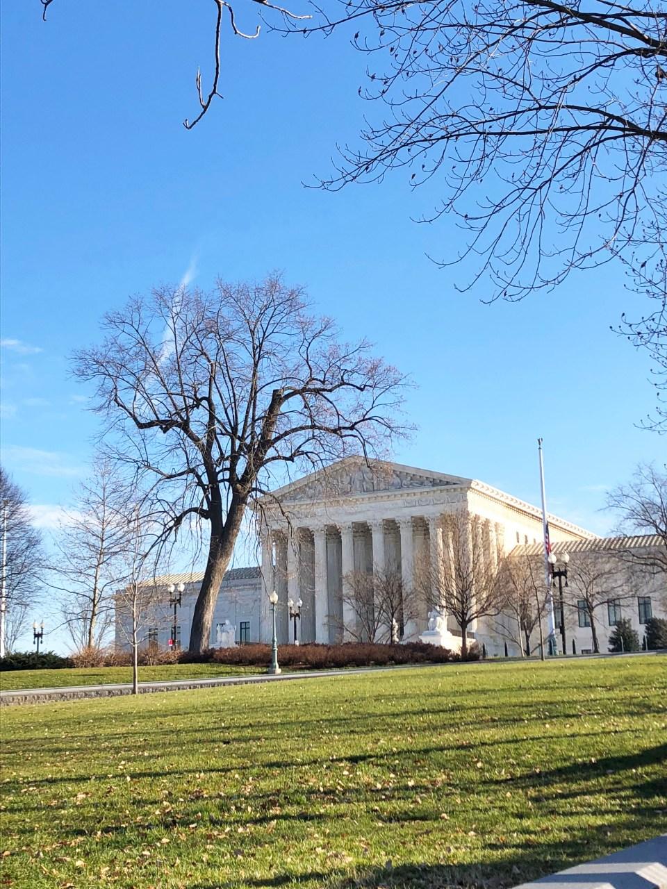 Washington DC - Supreme Court Building