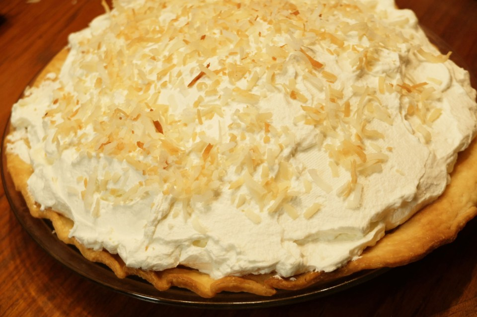 Coconut Cream Pie 2