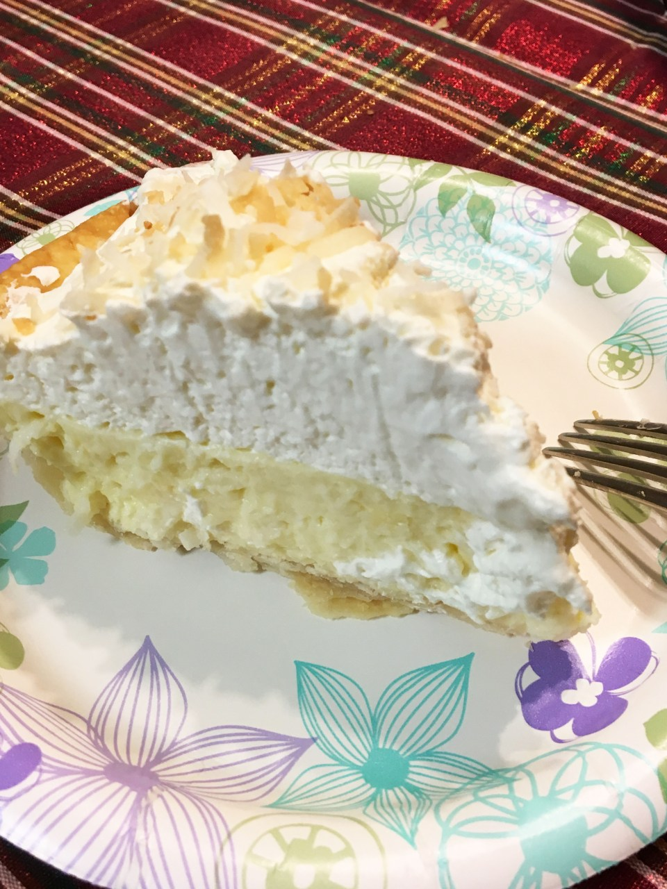 Coconut Cream Pie 4