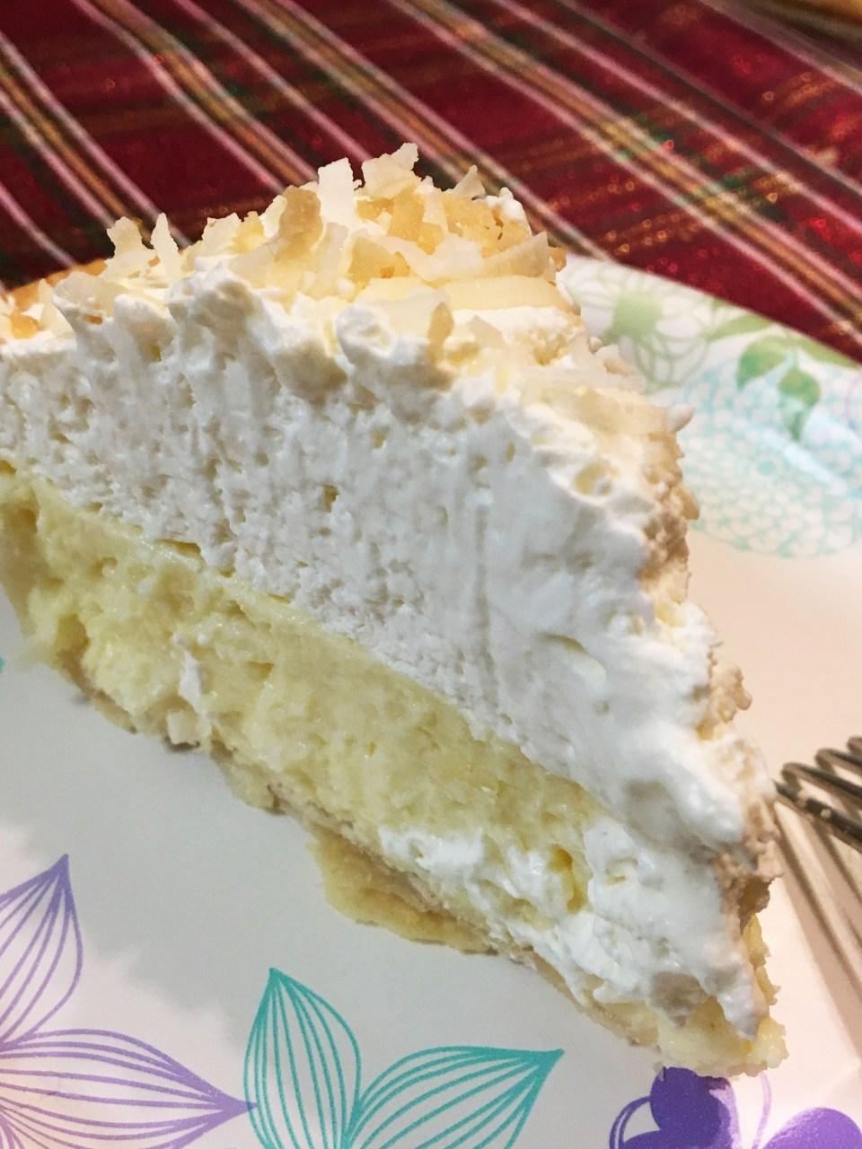 Coconut Cream Pie 5