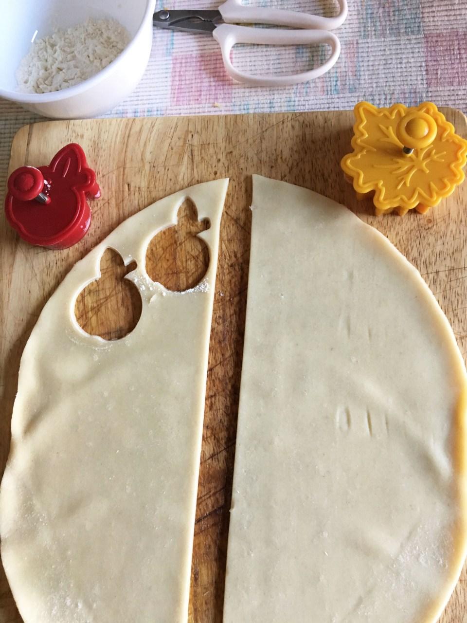 Pie Crust Cutouts