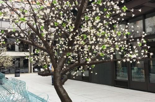 Ponce City Market - Jeweled Trees