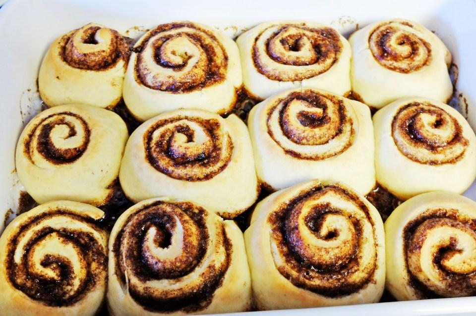 Cinnamon Roll 6