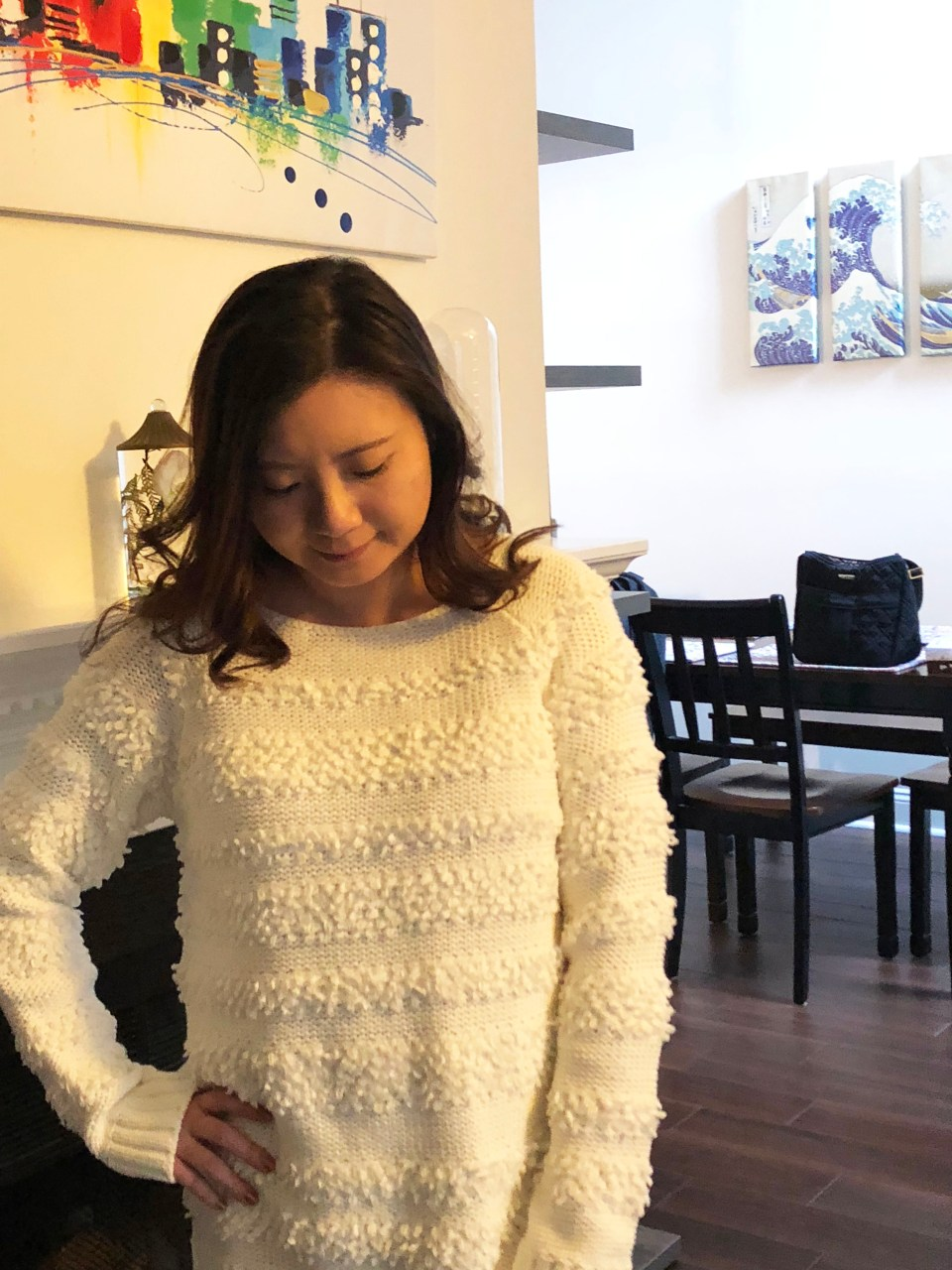 Loopstripe Sweater 2