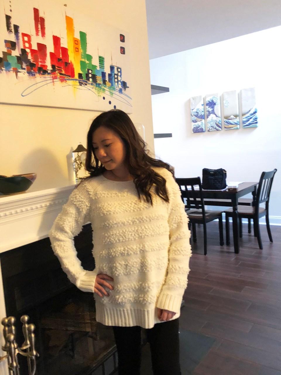 Loopstripe Sweater 3