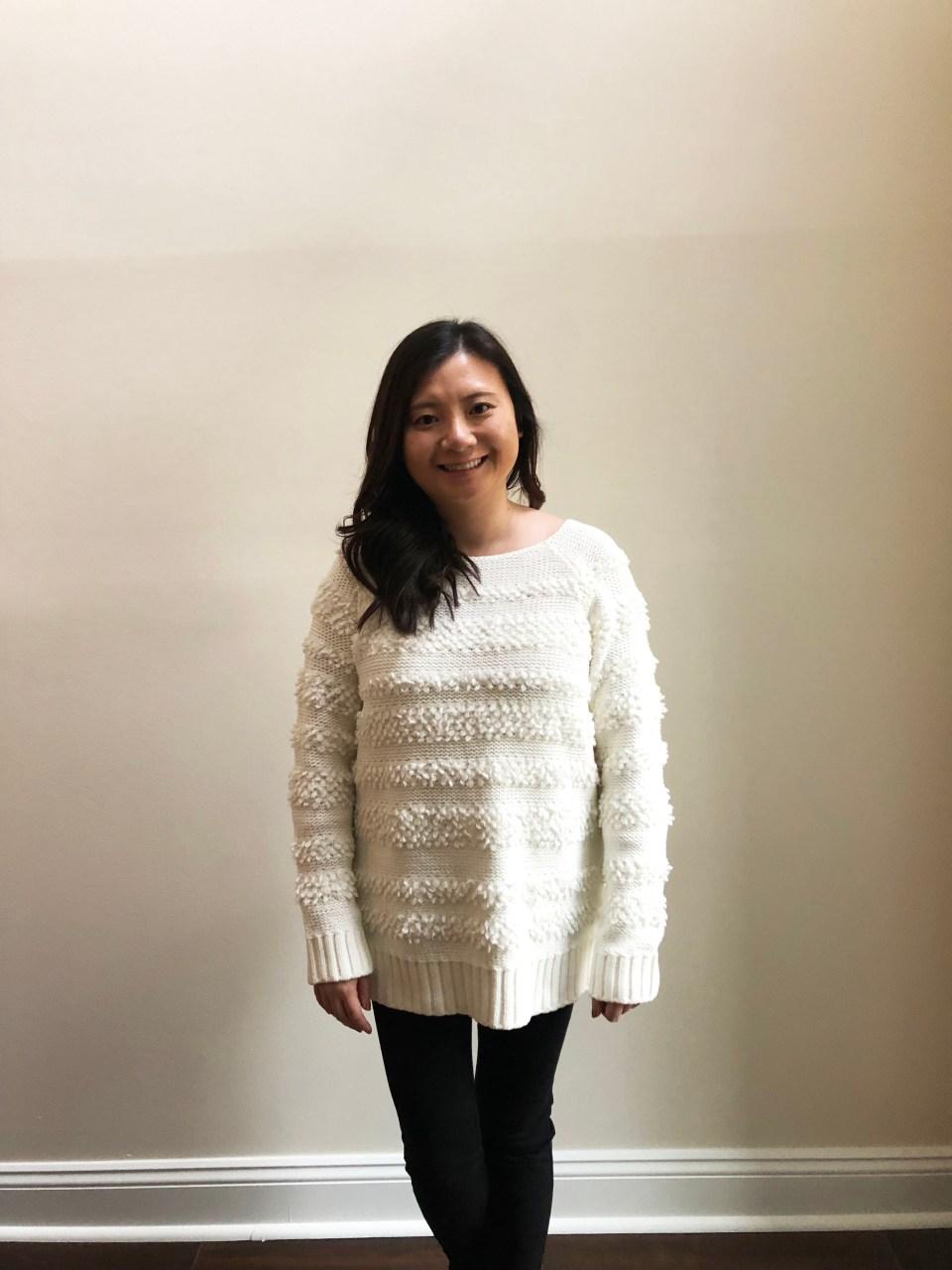 Loopstripe Sweater 8