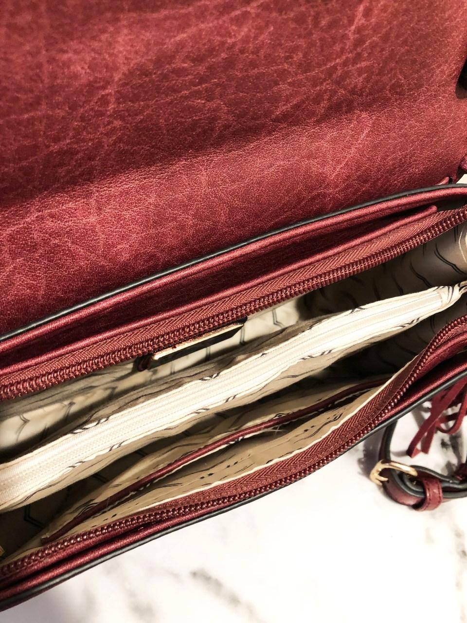 Whip Stitch Saddle Bag 8