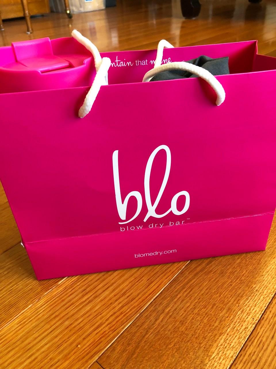 Blo Blow Dry Bar - Franklin Lakes - Goodie Bag