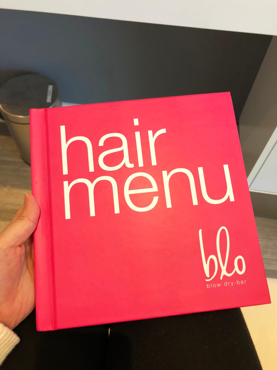 Blo Blow Dry Bar - Franklin Lakes - Hair Menu