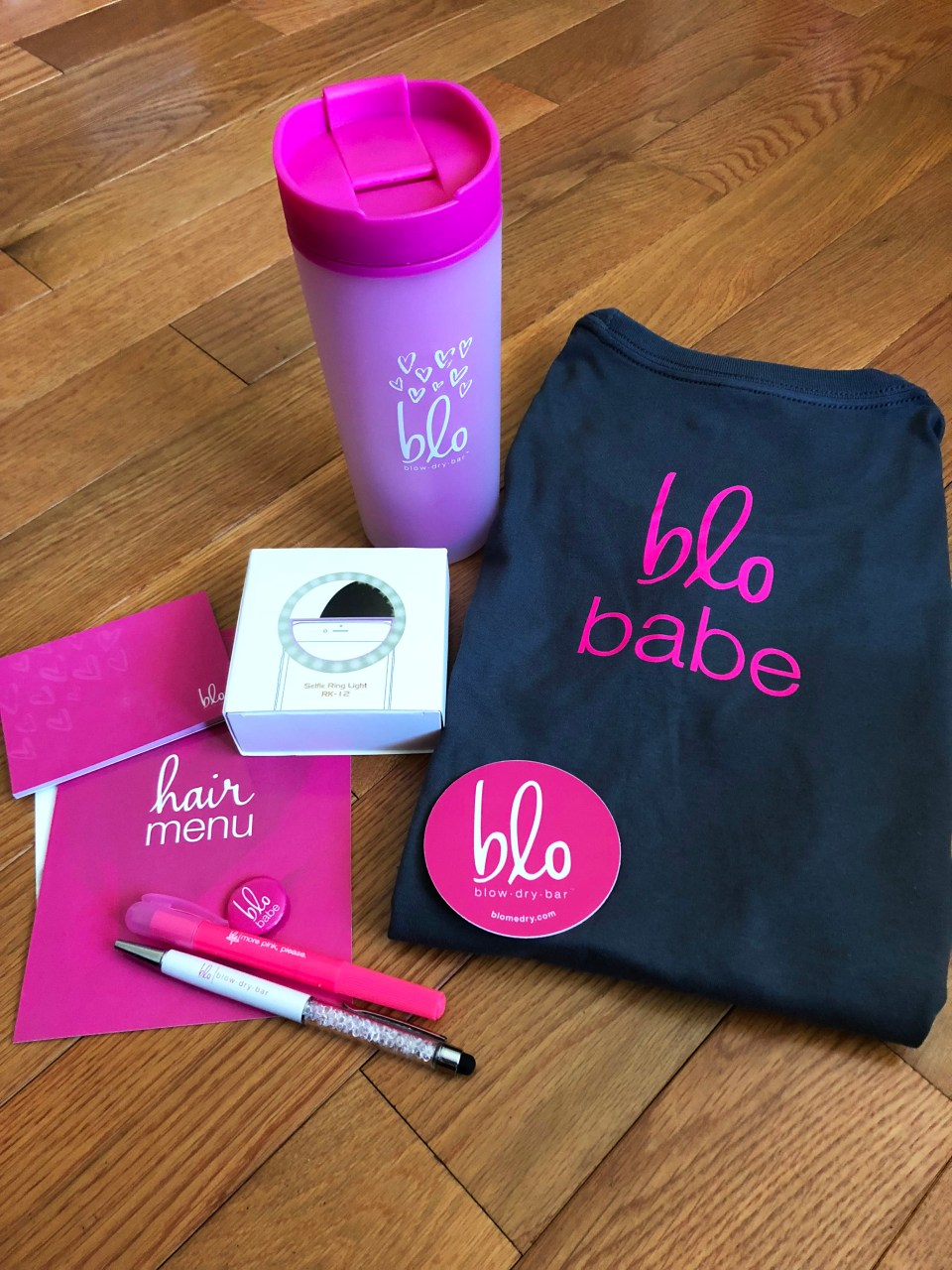 Blo Blow Dry Bar - Franklin Lakes - Swag