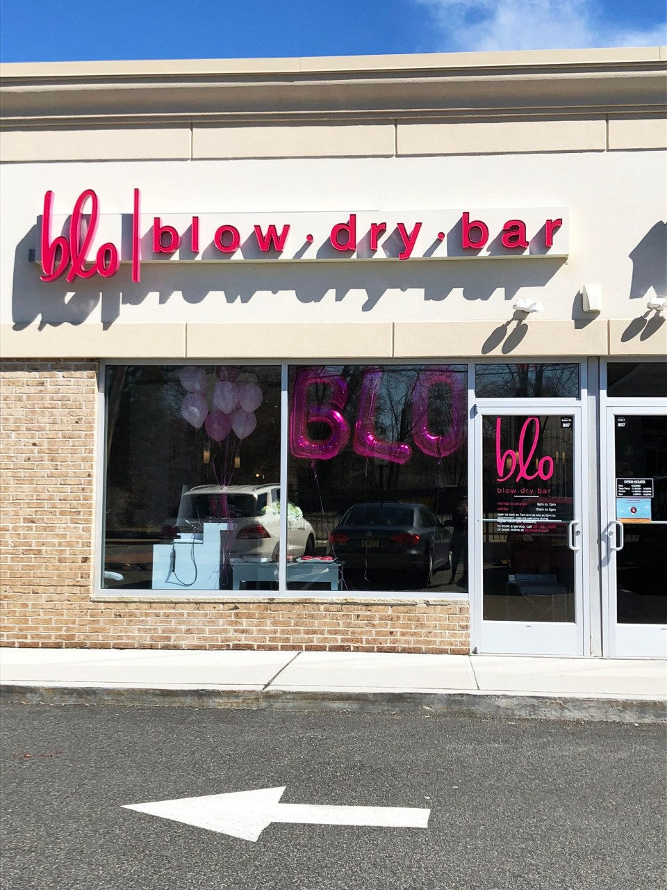 Blo Blow Dry Bar - Franklin Lakes