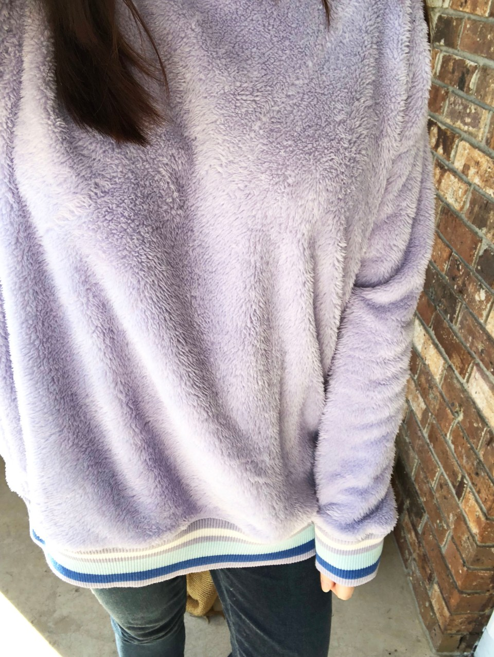Pastel Orchid Cozy Sweater 17