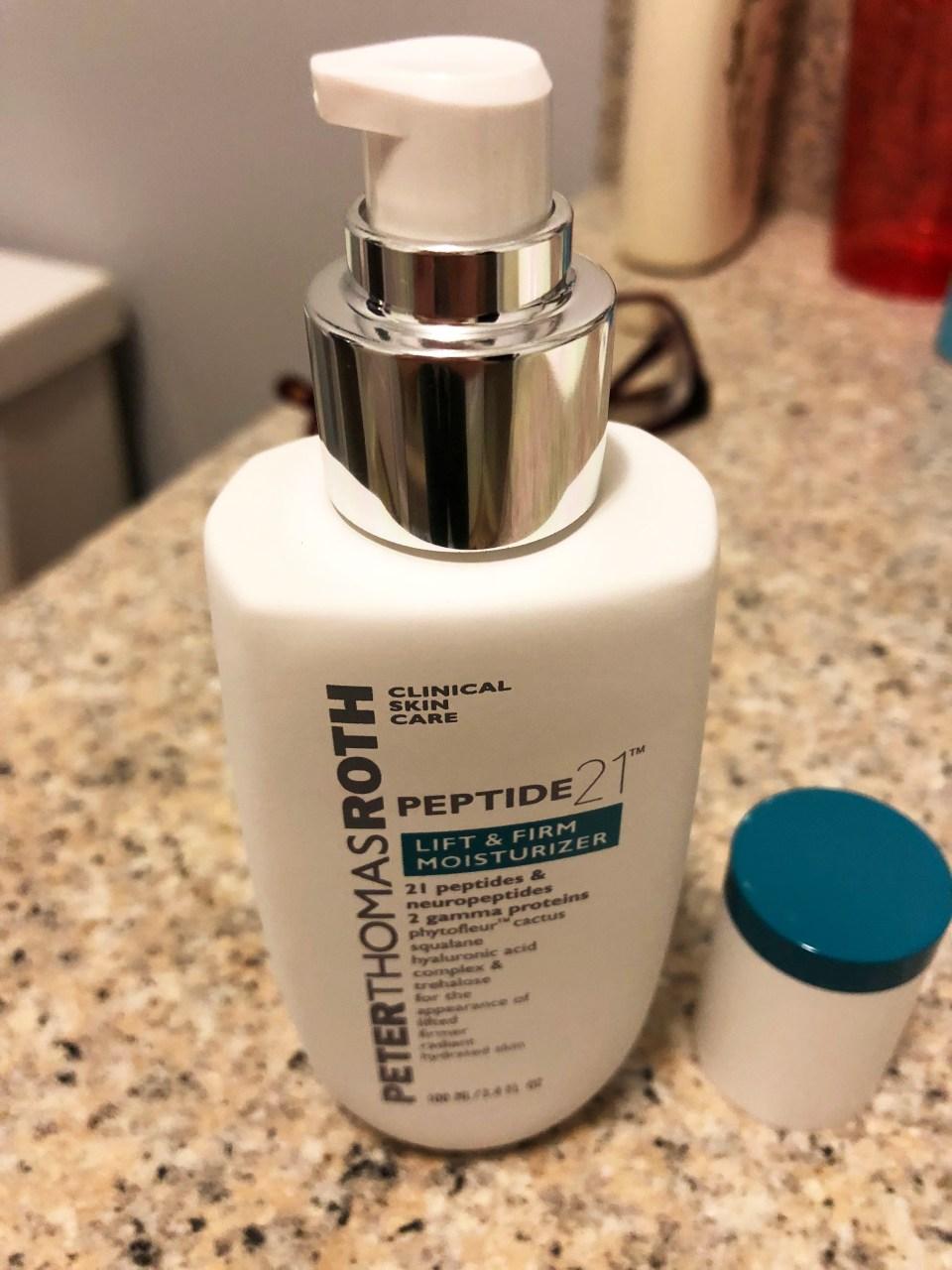 Peptide 21 Lift & Firm Moisturizer