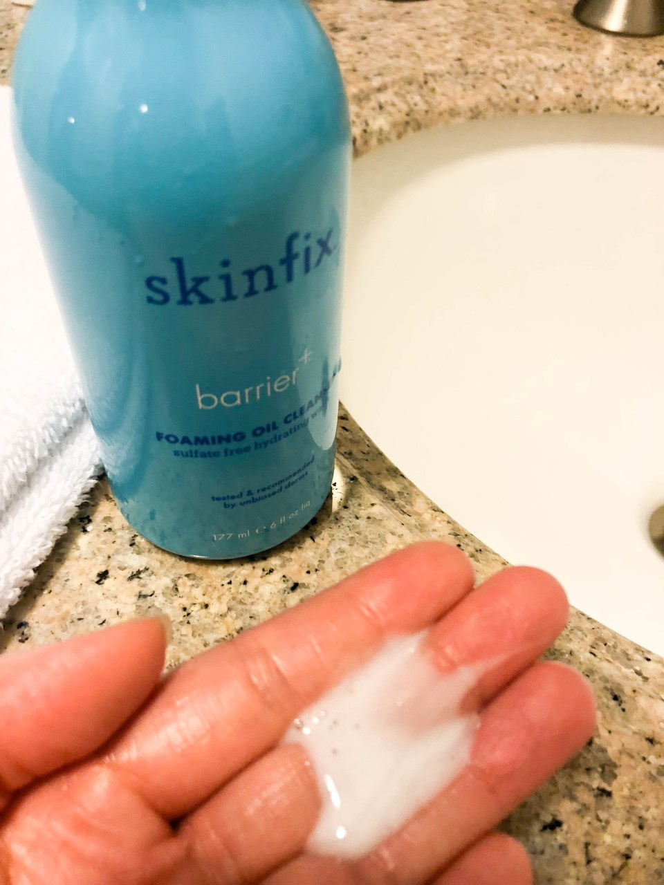 Skinfix Foaming Cleanser 1