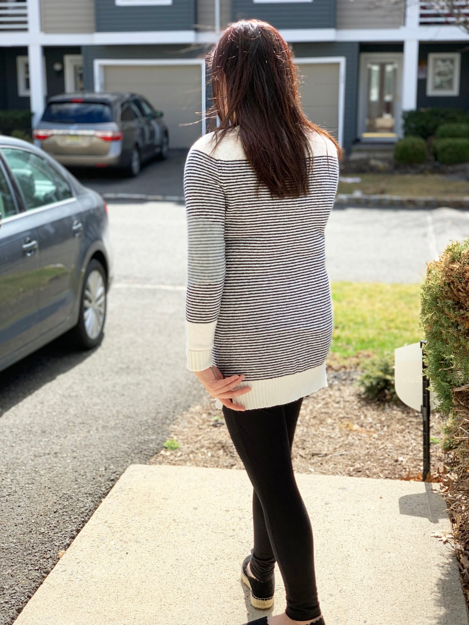 Skinny Stripe Sweater 6