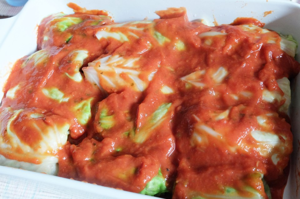Cabbage Roll 2