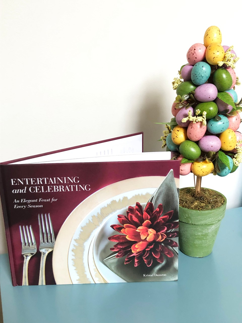 Entertaining & Celebrating - book