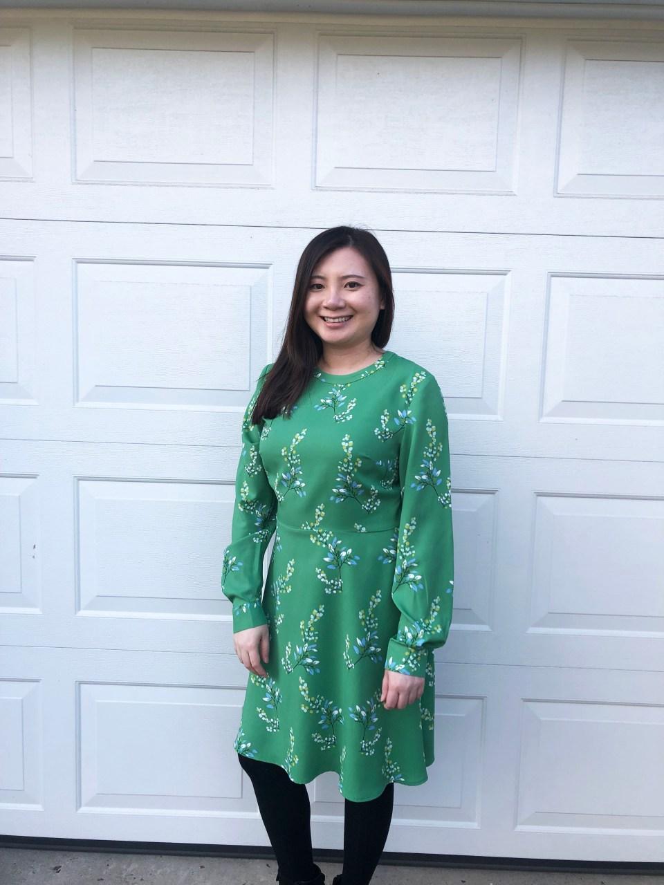 Flower Branch Dress 10