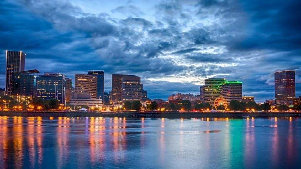 Portland Nightlights