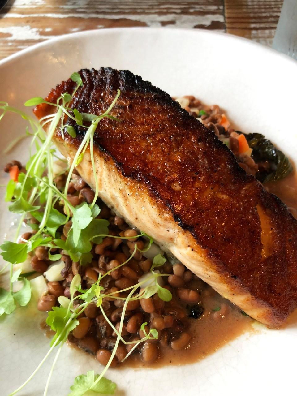 South Main Kitchen - Salmon