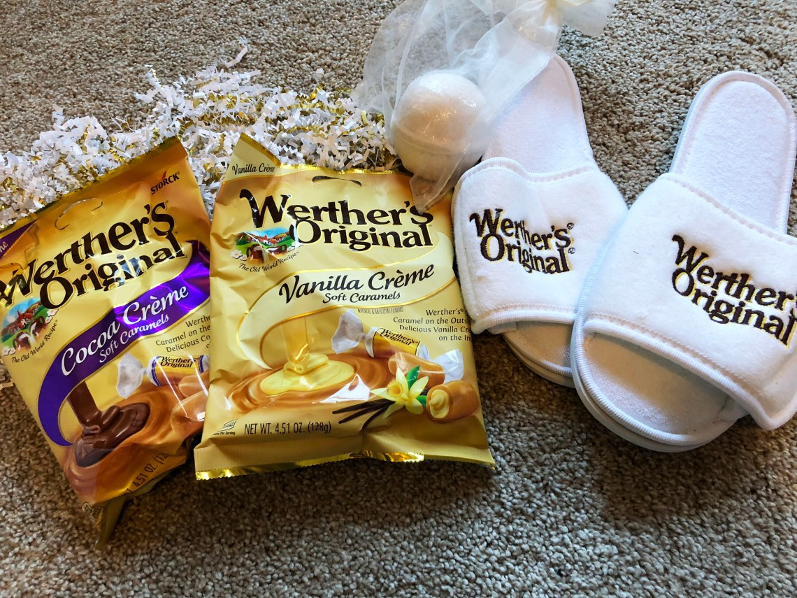 Werther's Care Package