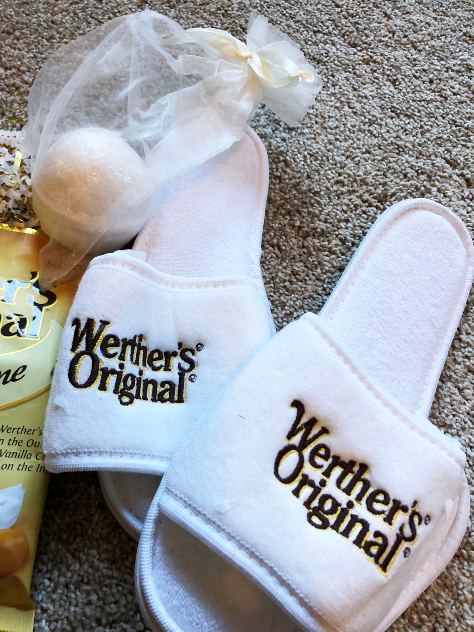 Werther's Slippers