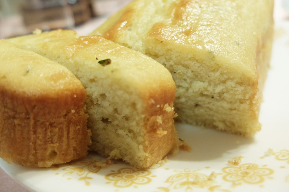 Lemon Thyme Cake 14