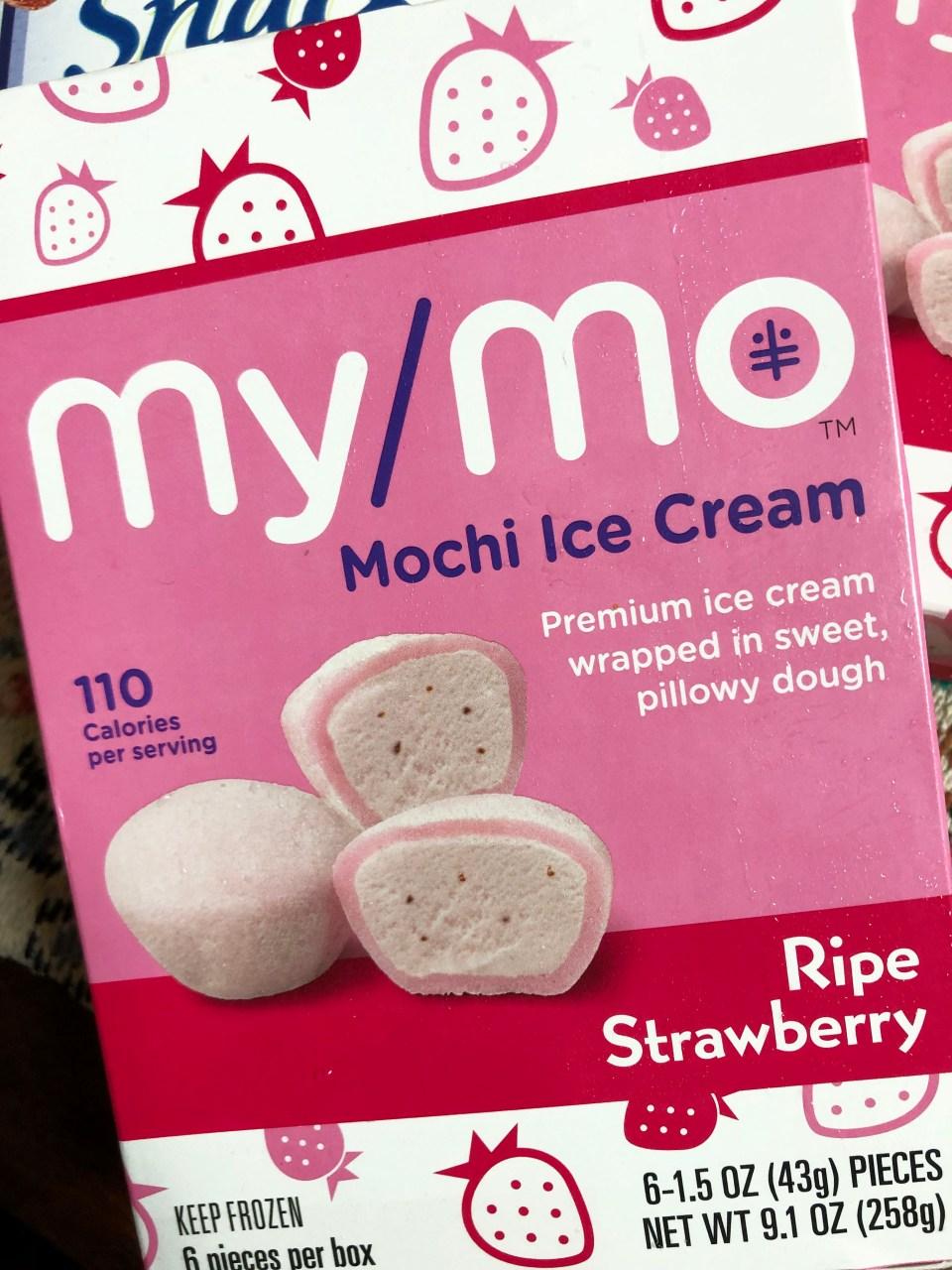 My Mo Strawberry Mochi 1