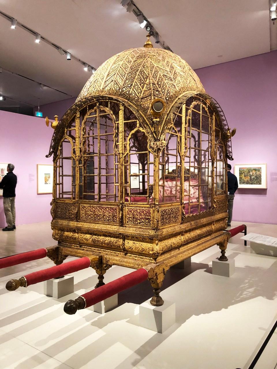 Royal Ontario Museum - Treasures of a Desert Kingdom