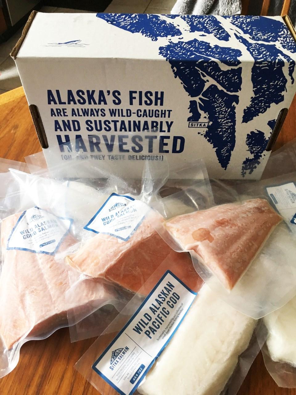 Sitka Salmon Shares 2