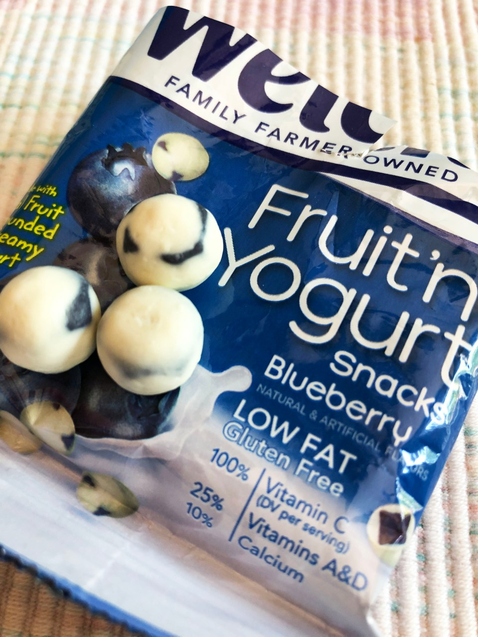 Welch's Fruit 'n Yogurt 1