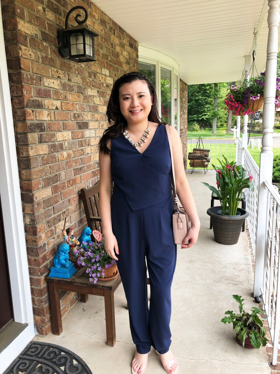 Asymmetrical Jumpsuit 1