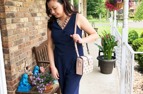 Asymmetrical Jumpsuit