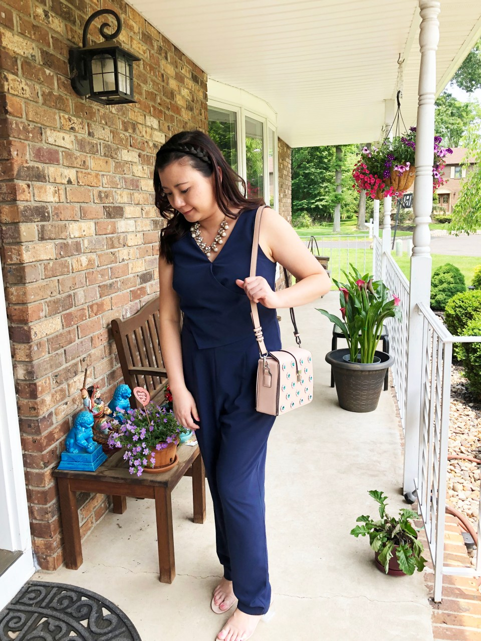 Asymmetrical Jumpsuit 3