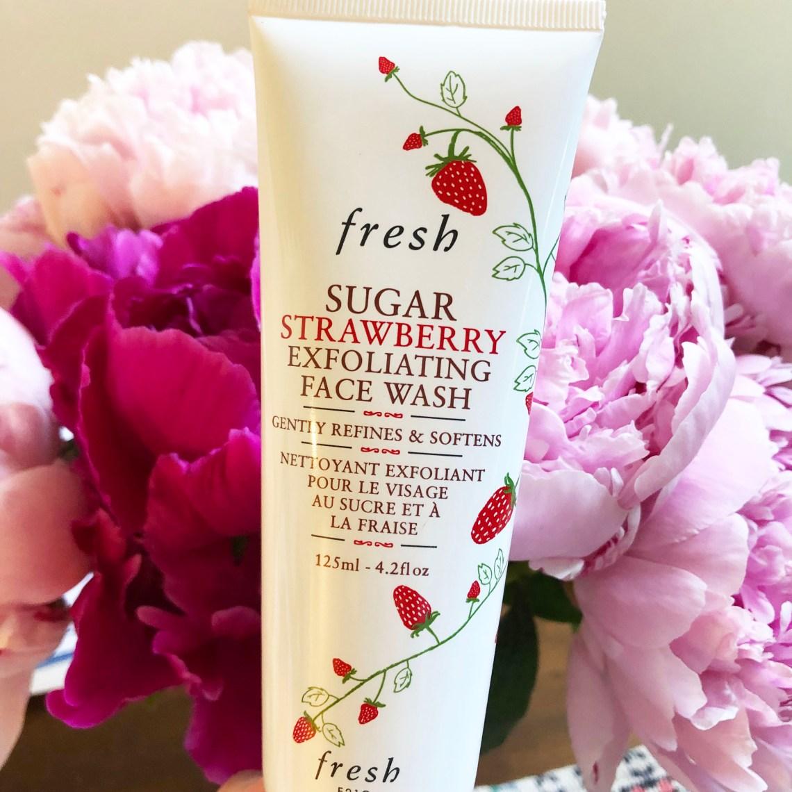 Fresh - Sugar Strawberry Exfoliating Face Wash