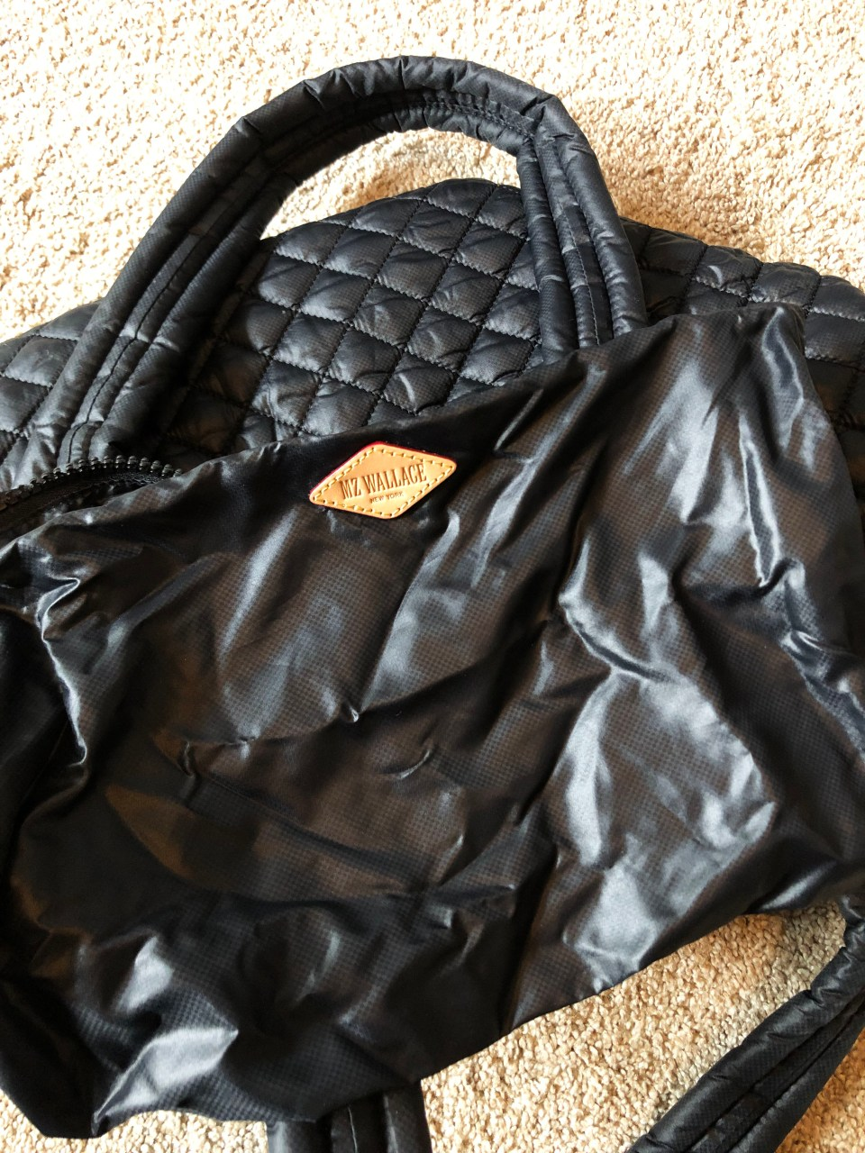 MZ Wallace Medium Metro Tote 4